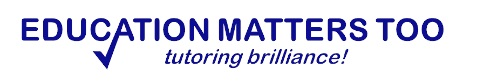Education Matters Find a tutor logo